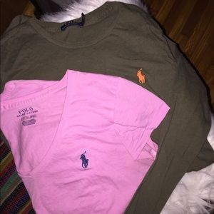 Polo T- Shirts Woman